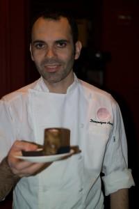 Le chef Dominique Ansel, inventeur du cronut