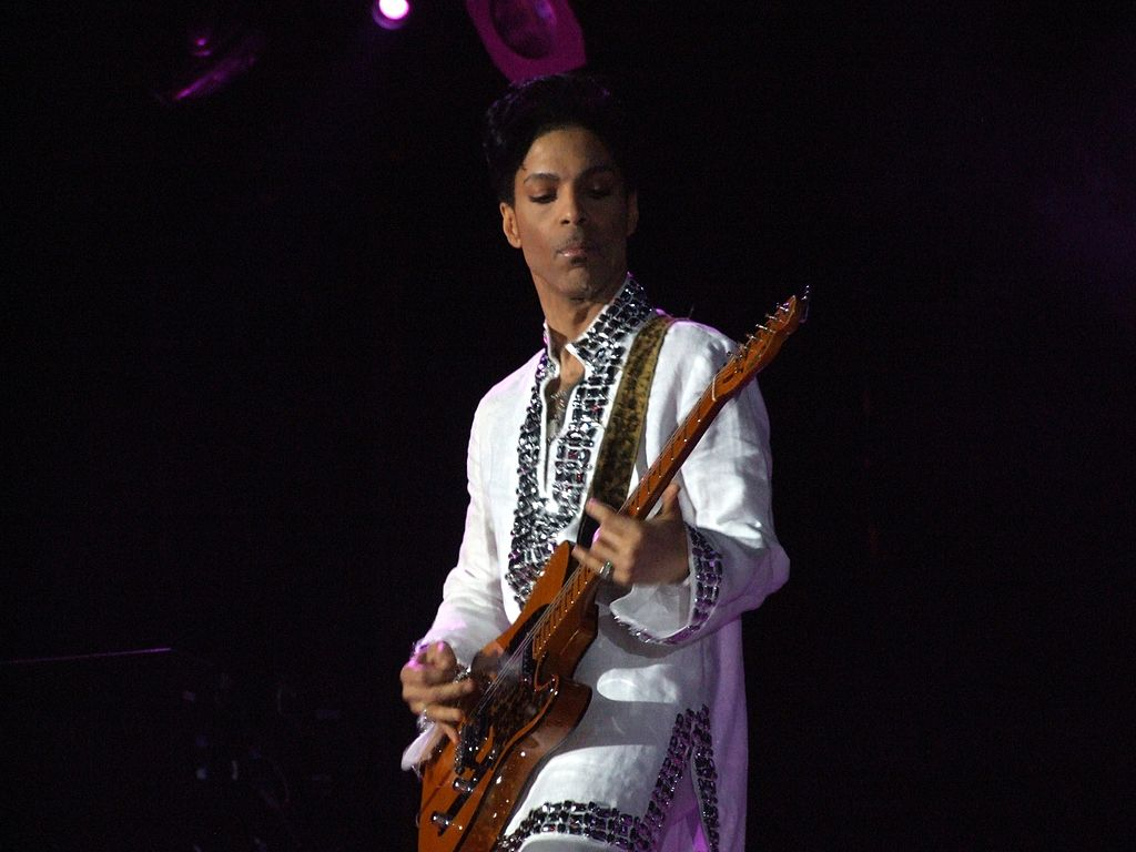 mort de Prince