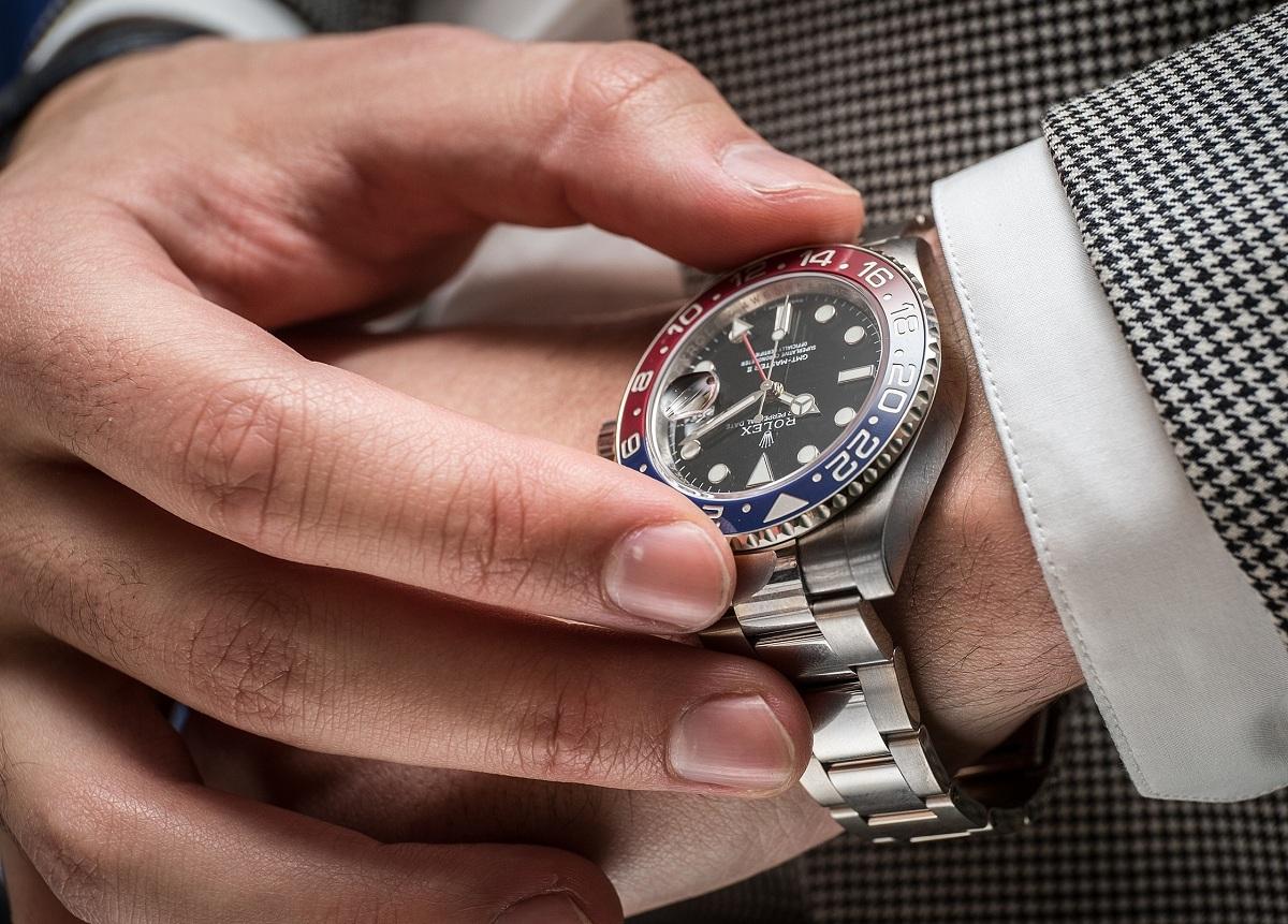 bijoux luxe homme