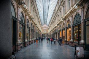 Galerie d'art à Bruxelles