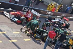 Circuit du Grand prix de Monaco