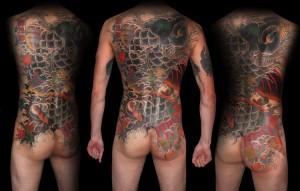 tatouage tendance japonais
