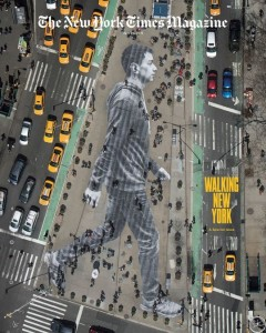 Walking New-York de JR