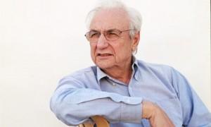l'Architecte Frank Gehry