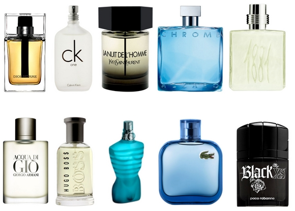 exemples parfums homme