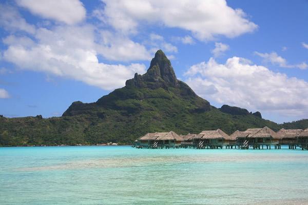 île de Bora Bora