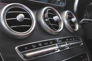 système air conditionné voiture