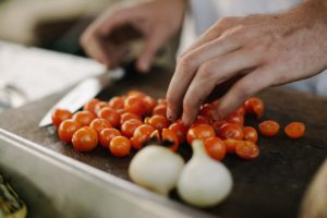 Perfectionner talents cuisiner